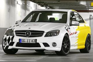 2011 Wimmer Mercedes-Benz C63 AMG