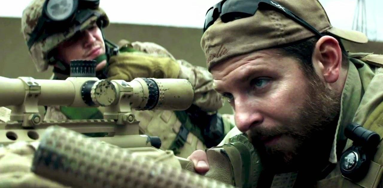 Estreias da semana (19/02): Sniper Americano e Um Santo Vizinho