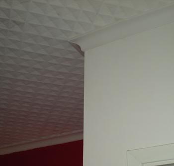 Music Food & Fashion: Ristrutturare casa atto secondo: le cornici al soffitto