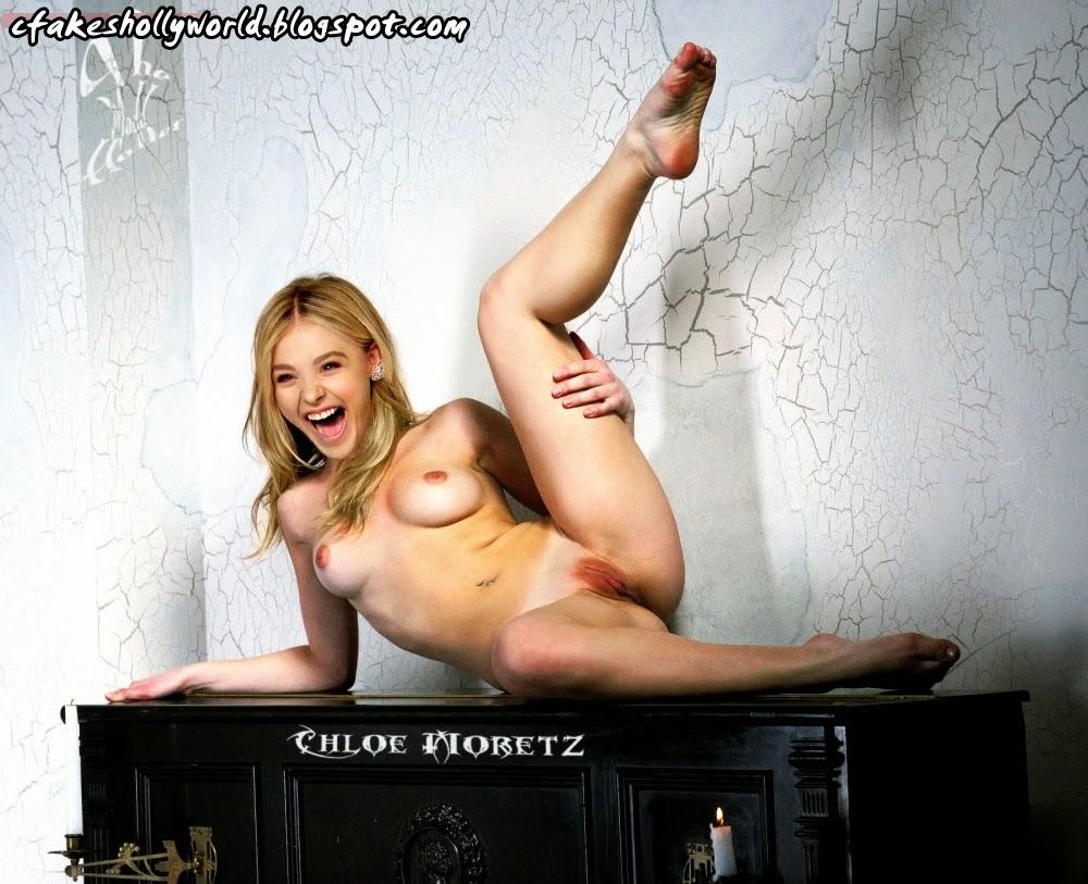 Chlo/chlo Grace Moretz Nude Fake