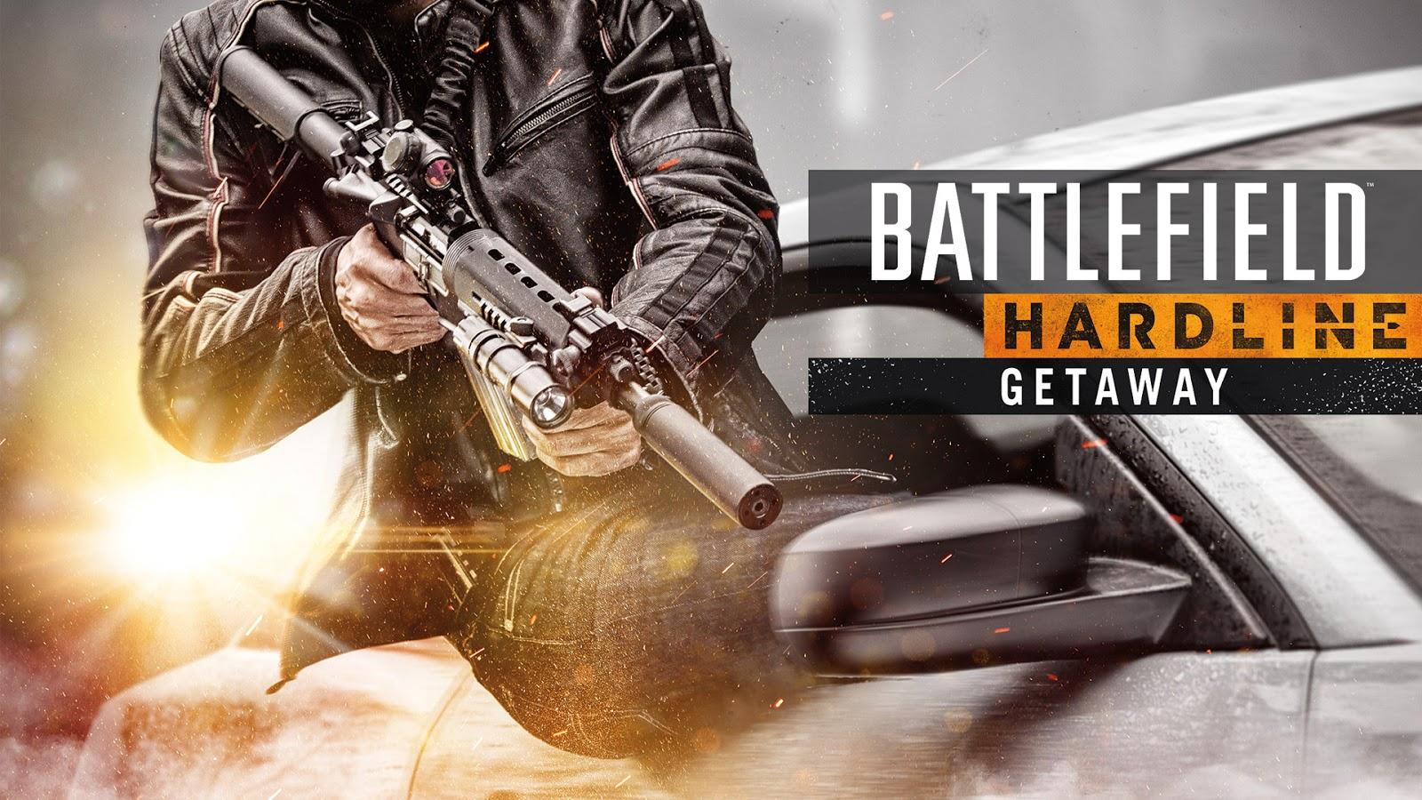 Se prepare para Battlefield Hardline: Getaway