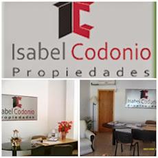 ISABEL CODONIO PROPIEDADES. SCIOS. INMOBILIARIOS EN BRIO. RETA.-
