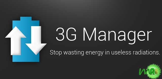 3G Manager - Battery Saver apk v2.1 Android For Free