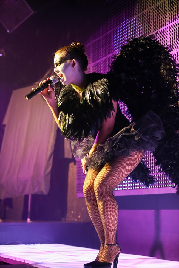 g toengi as black swan in fhm halloween ball 0