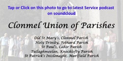 Sunday Service Podcast - Tap/click on photo