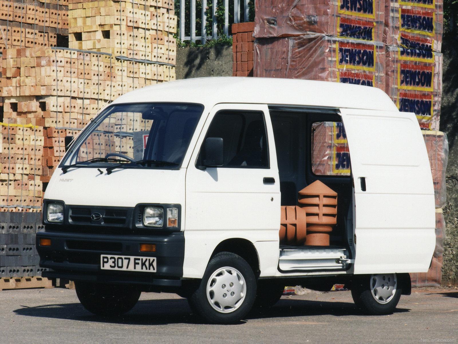 Hình ảnh xe ô tô Daihatsu Hijet 1997 & nội ngoại thất
