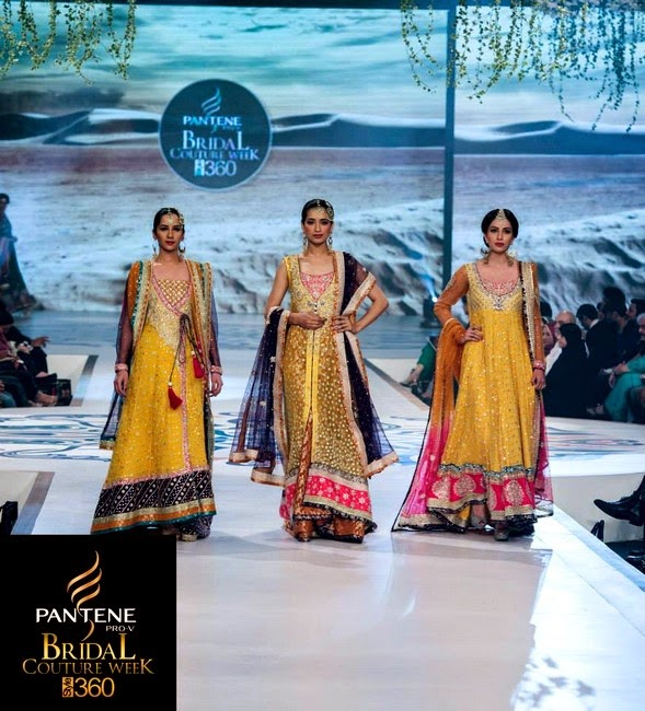 Zainab Chottani Bridal Collection at PBCW-14