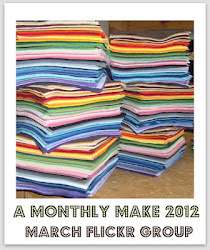 A Monthly Make - 2012 - March