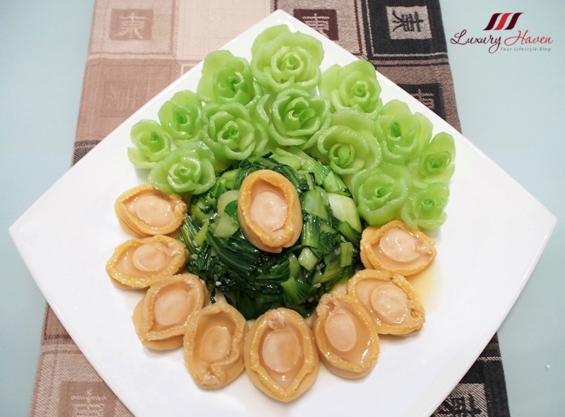 chinese new year food fortune baby abalone recipe