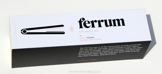 Ferrum Professional Styler