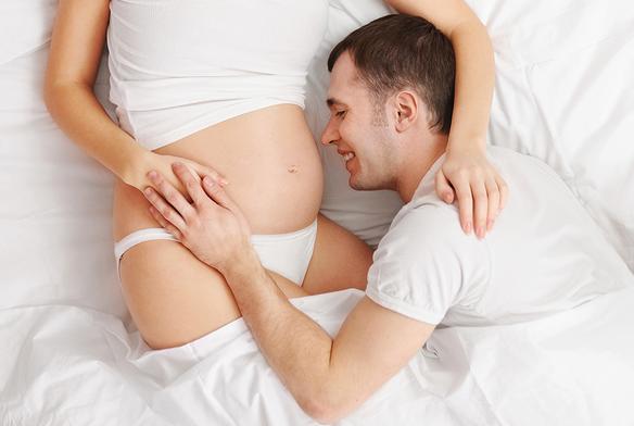 Секс кагда женьна беремияа можна
