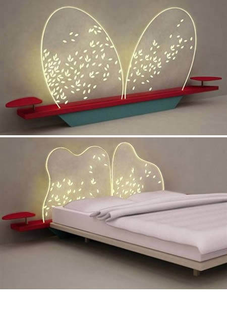 10 Most Creative Headboards And Bed Frames Views Park