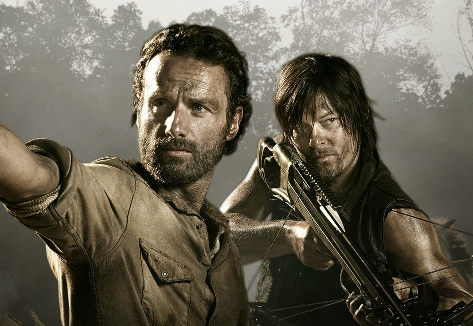 The walking dead season 4 internment review contains spoilers voltagebd Choice Image