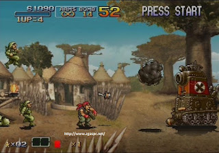 Download Games Metal Slug 6 PCSX2 ISO Untuk Komputer Full Version ZGASPC