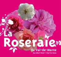 Rendez-Vous à La Roseraie de L'HAY-LES -ROSES (94) au sud de Paris
