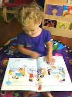 Preschool Library Ideas