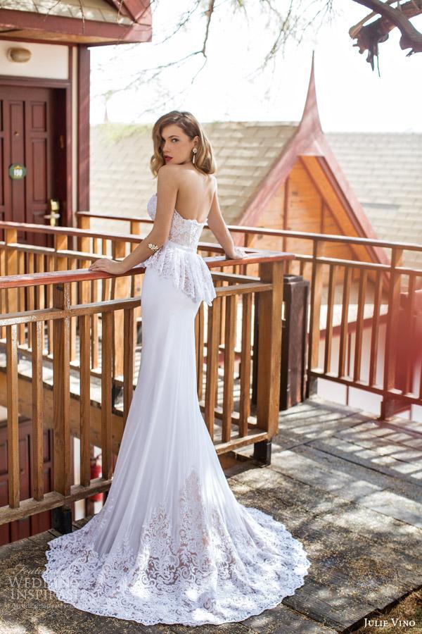 Fantásticos vestidos de novias | Colección Julia Vino