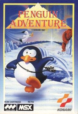 Pantallazo de la Semana - Penguin Adventure