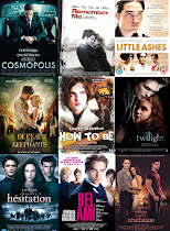 STORE: ORDER YOUR DVD, BLU-RAY, SOUNDTRACKS, BOOKS OF ROB PATTINSON'S MOVIES HERE:
