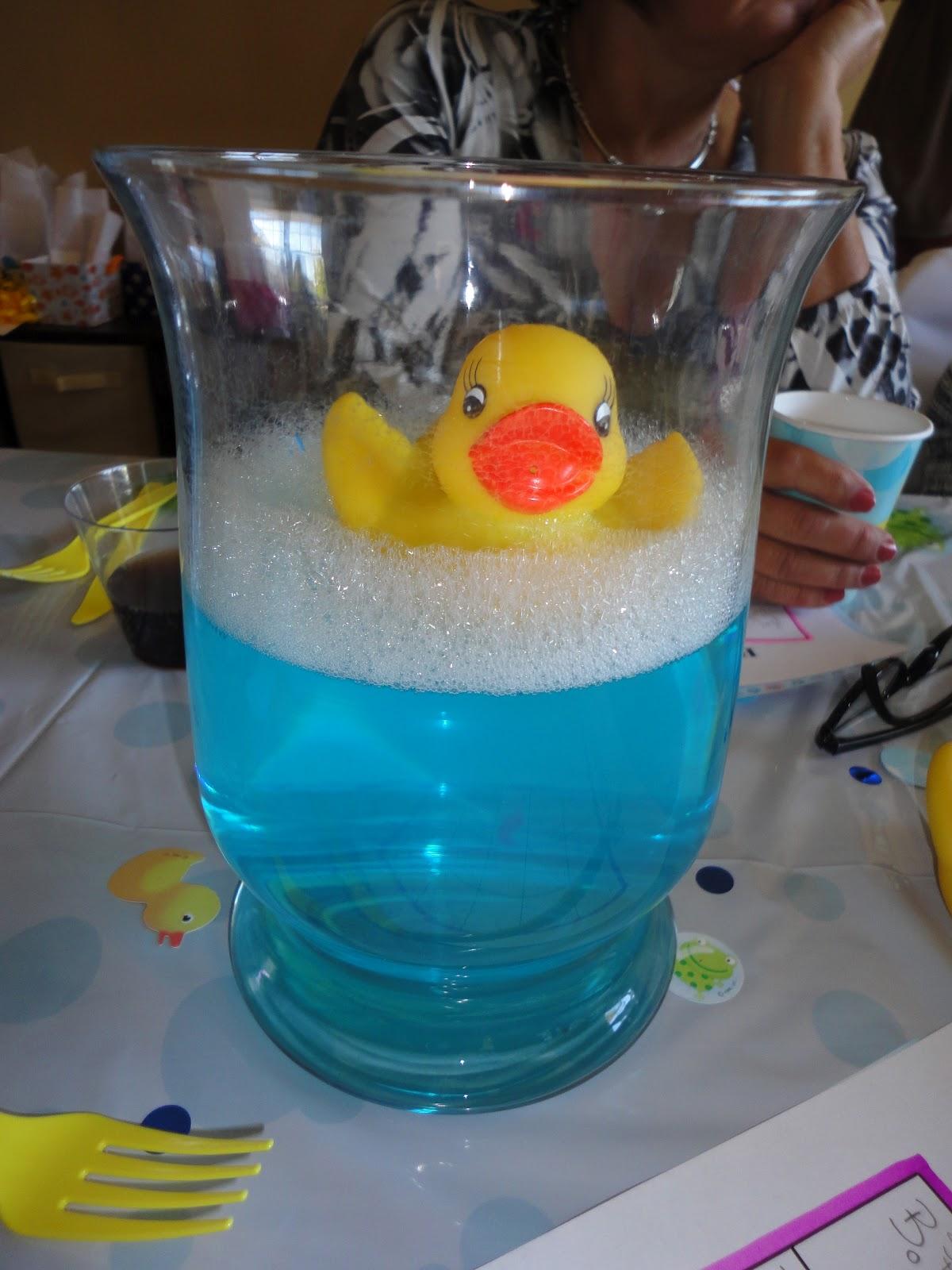 General Splendour Yellow Ducks Adorable Baby Shower