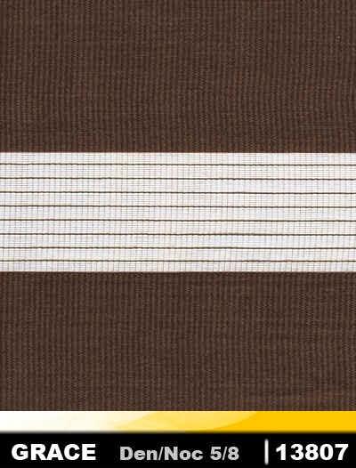 Rulouri textile duble Day & Night Grace 13807