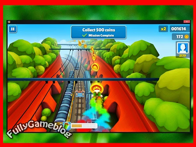 subway surfers online play