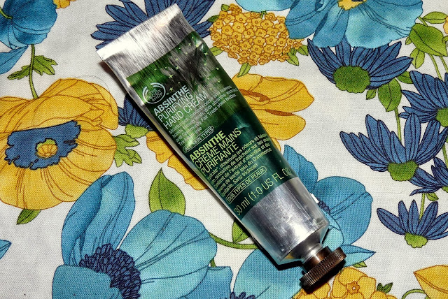Purifying Hand Cream Hemp Absinthe