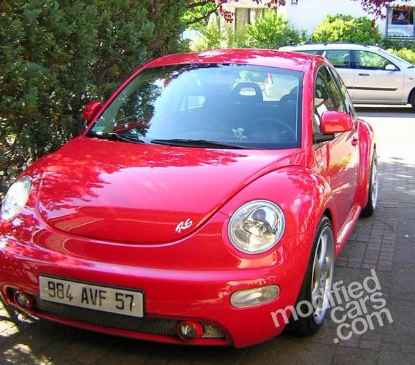 Modified VW Beetle 2000 Pictures