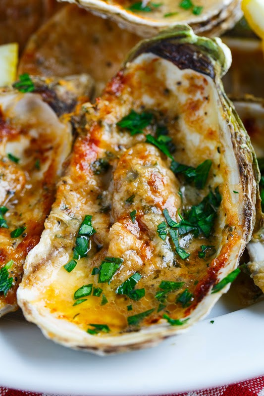 Chargrilled Oysters on Closet Cooking