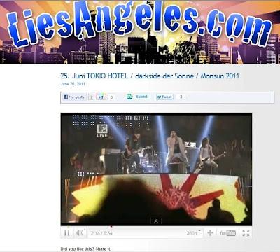 Tokio Hotel en los Premios MTV VMA Japón - 25.06.11 - Página 6 Lies3