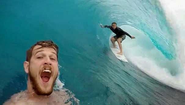 el mejor selfy de la historia