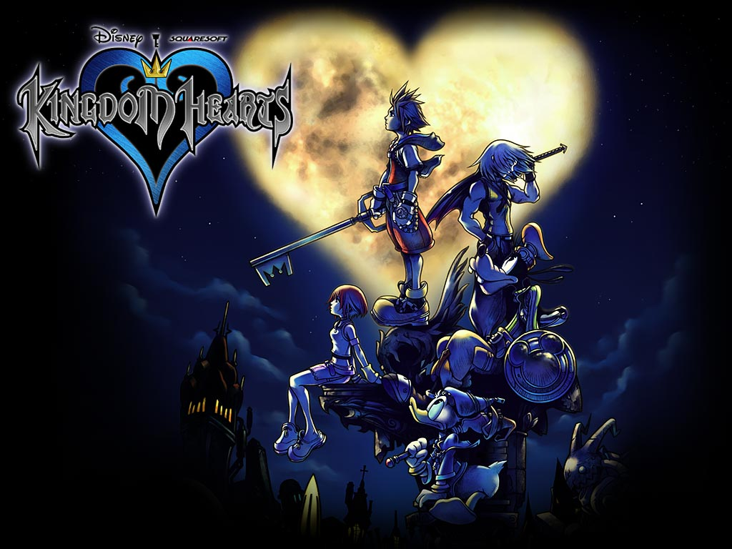 kingdom Heart HD & Widescreen Wallpaper 0.558533565115225