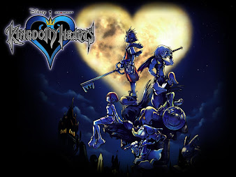 #8 Kingdom Heart Wallpaper