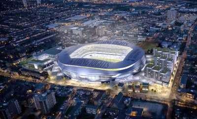 Will Tottenham stadium be delayed another season?
