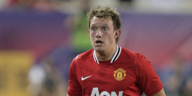Phil Jones Defender Manchester United