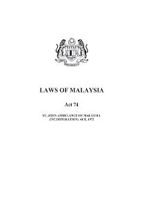st john ambulance malaysia uniform guide