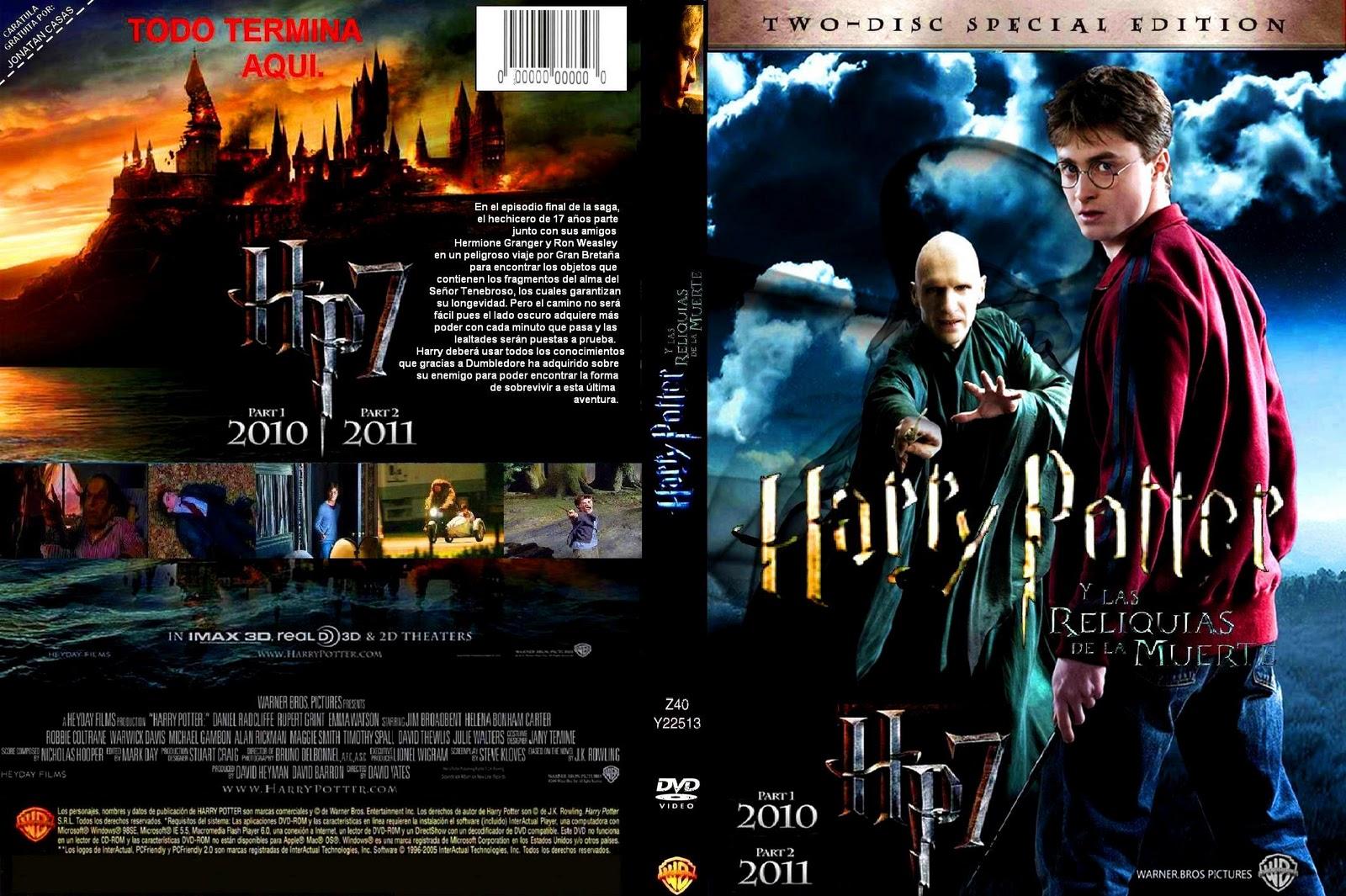ver la pelicula harry potter: