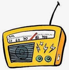 tutorial cara pasang radio diblog