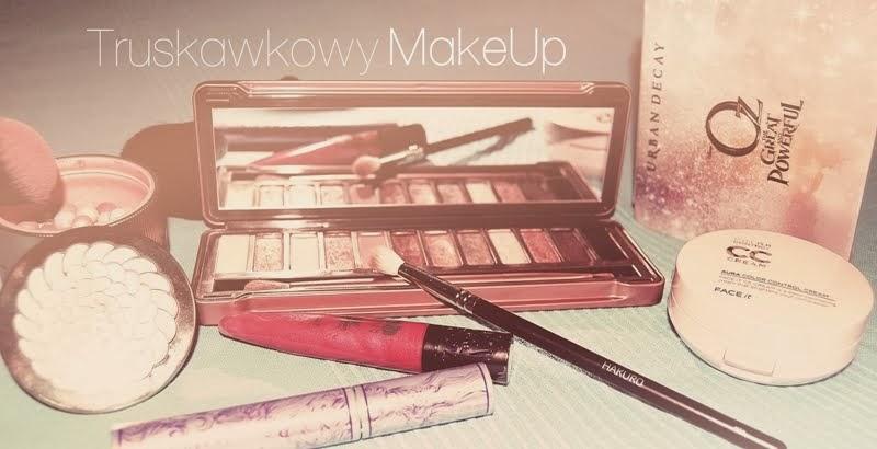 Truskawkowy Makeup