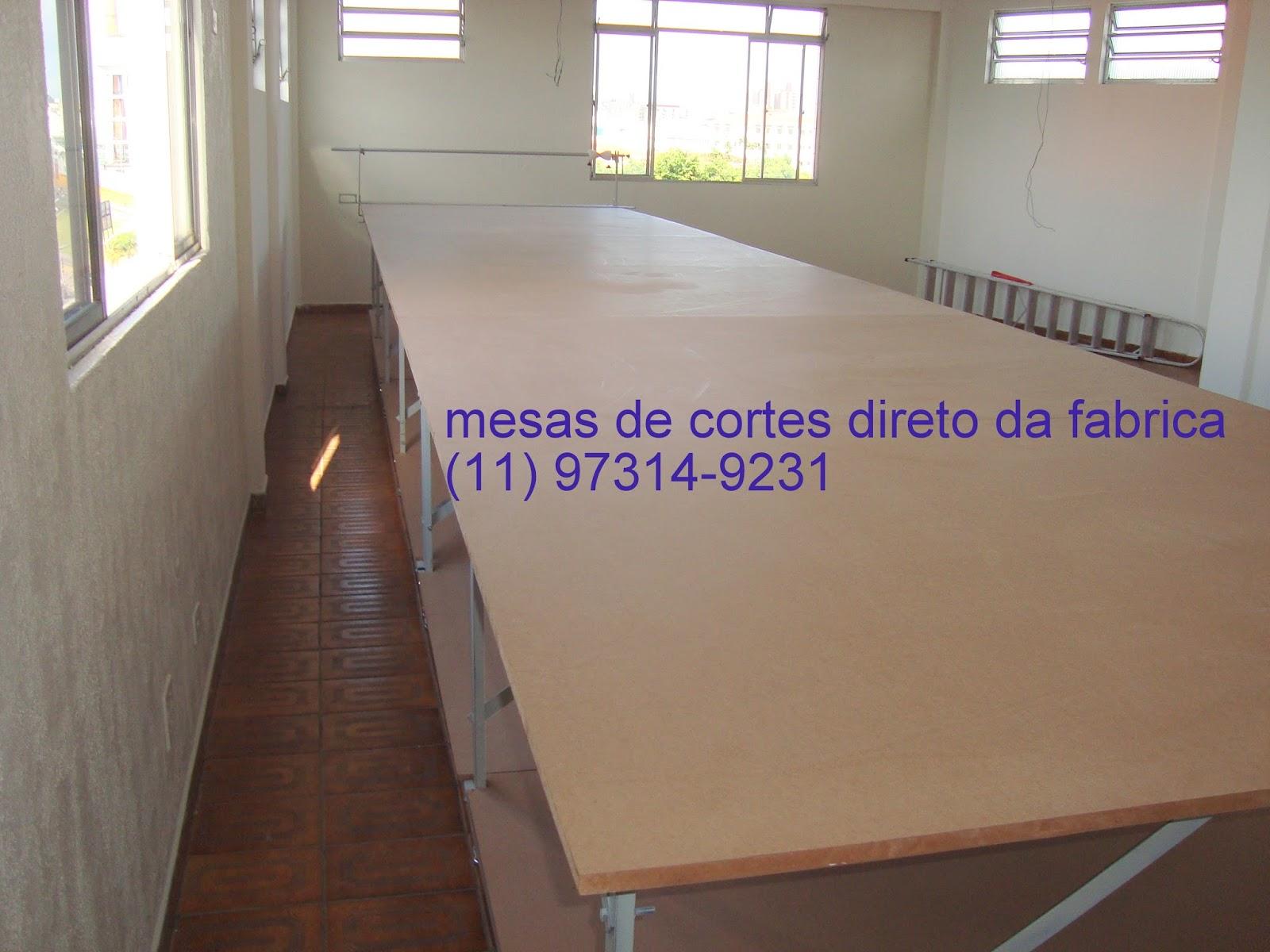 MESAS CORTE MESA DE CORTE PARA TECIDOS LEVES E MÉDIOS -> Cuba Para Banheiro Direto Da Fabrica