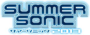 Summer Sonic Festival 2013 Japan