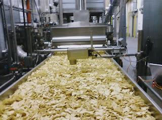 Tortilla Chip moisture