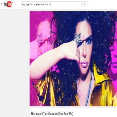 youtube com - ebru yaşar - tan - cumartesi - emre serin - mix