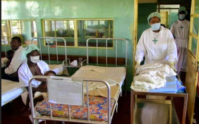 ebola virus ibadan