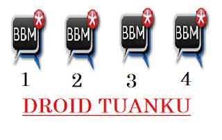 Cara Install Banyak Aplikasi BBM di Hp Android