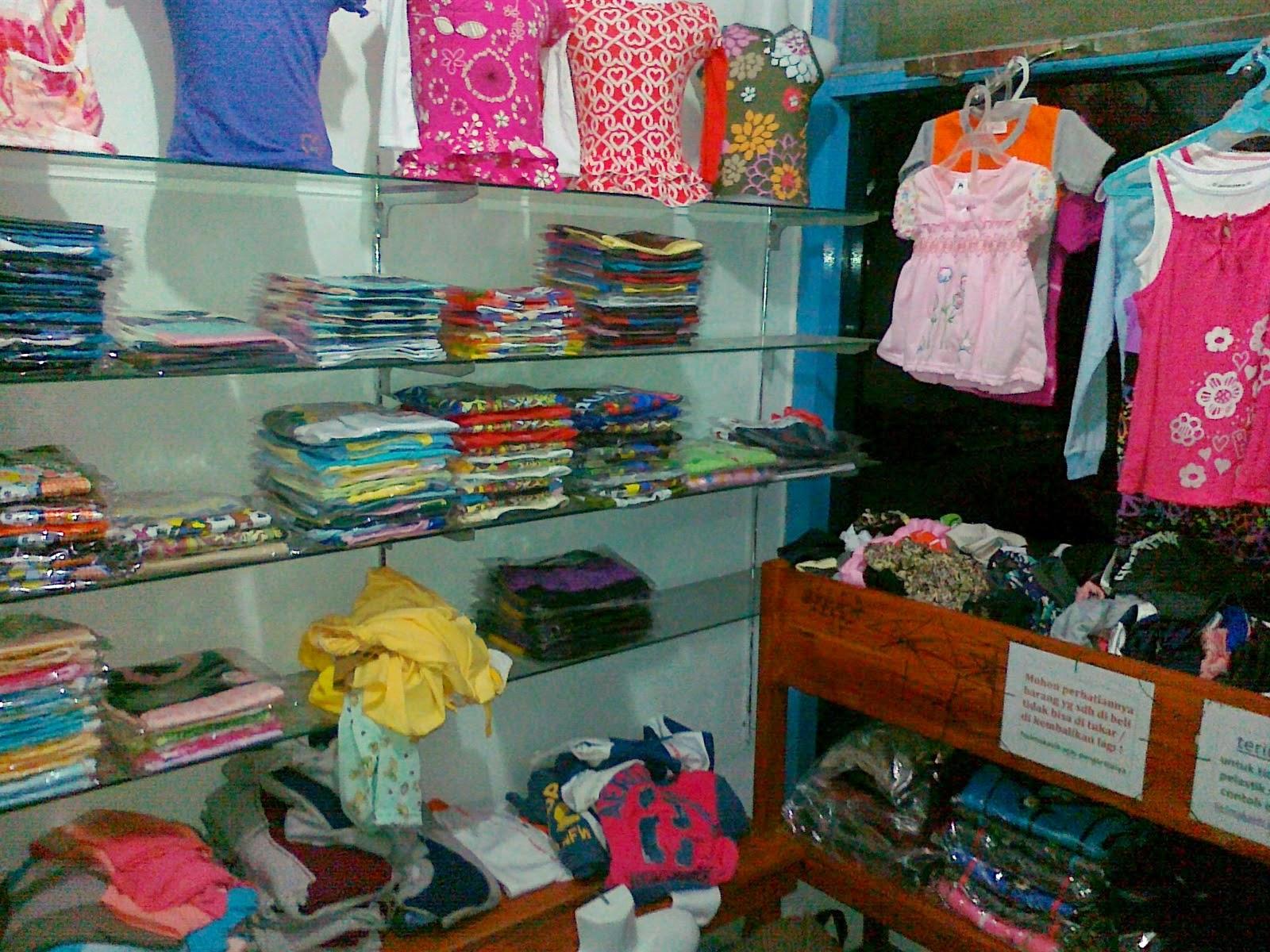 Grosir Baju Murah Online Jatinegara