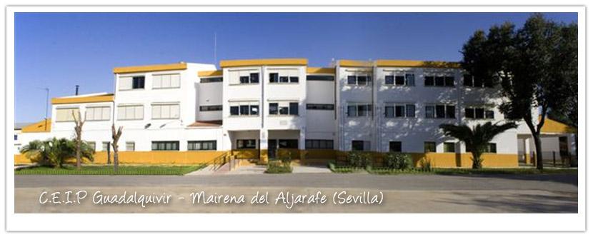 Edificio principal de primaria - Spa en mairena del aljarafe ...