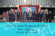 PELANTIKAN PENGURUS BAMAG PERIODE 2011-2015