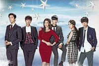You Who Came From the Stars / My Love From Another Star / 별에서 온 그대 poster