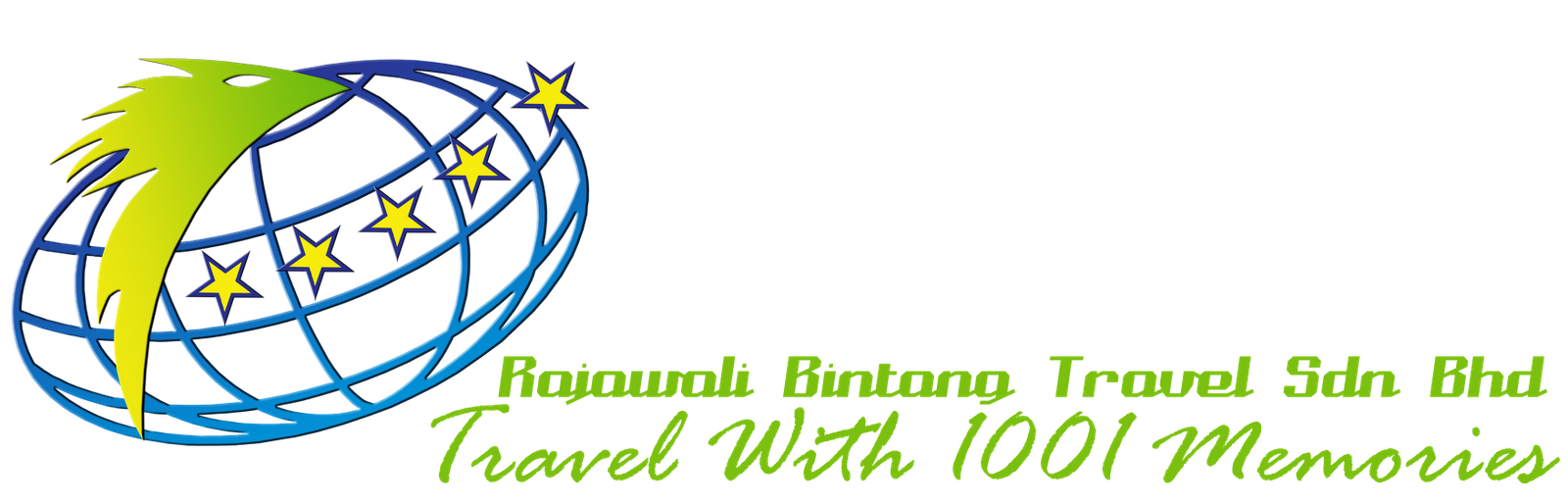 Travel with 1001 memories